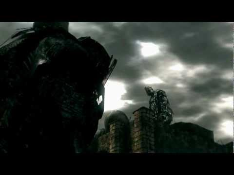 Mournful Dark Souls (видео)