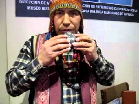 Inca wind instruments mimic different animals perfectly using nothing but water.