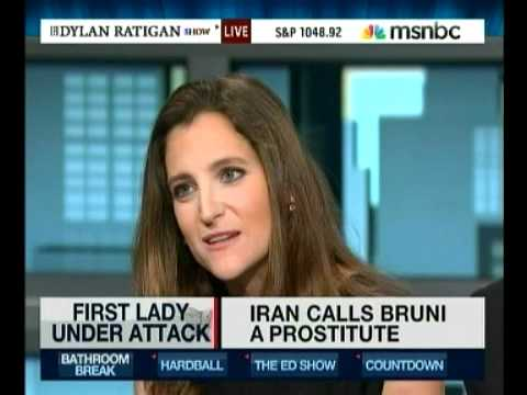 MSNBC: First Lady CB Called 'Prostitute'