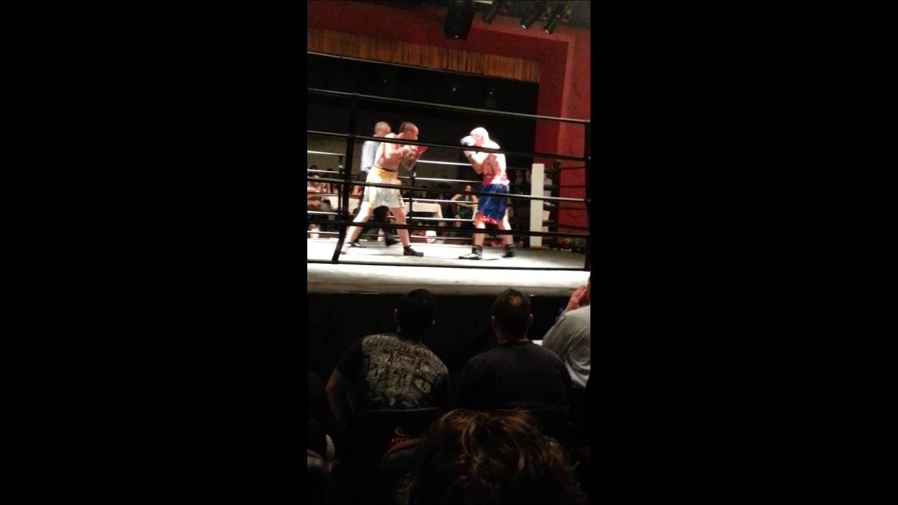 Ricky Bushell Round 03 – Feilding Fight Night 19-04-2014