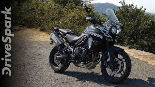 5. 2018 Triumph Tiger 800 XRx: Walkaround Review, Engine Specs And Features — Explained