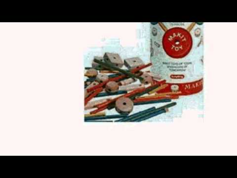 Video New YouTube of the Makit Toy  70PCS