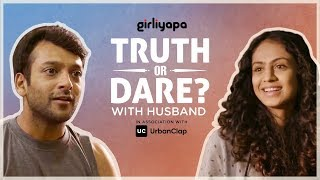 Video Girliyapa's Truth Or Dare With Husband MP3, 3GP, MP4, WEBM, AVI, FLV Agustus 2018