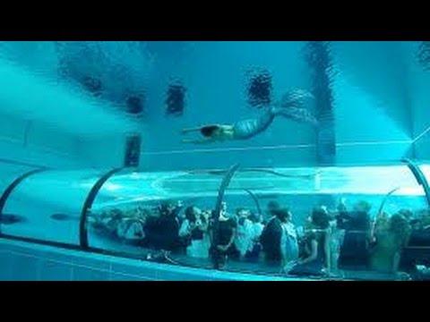 Y 40 la piscina piu 39 profonda del mondo for Piscina y 40 padova