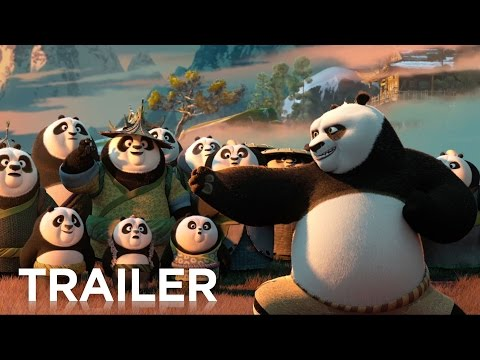 Commercial for Kung Fu Panda 3 (2016) (Television Commercial)