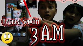 Video KETAWA SENDIRI!!!.. main TALKING ANGELA Jam 3 pagi!!.. MP3, 3GP, MP4, WEBM, AVI, FLV Desember 2018