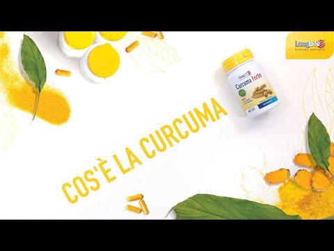 Video pillole: Curcuma Forte LongLife