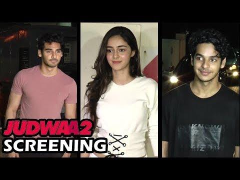 Stars Kids Ananya Pandey, Ishaan Khattar, Ahaan Sh