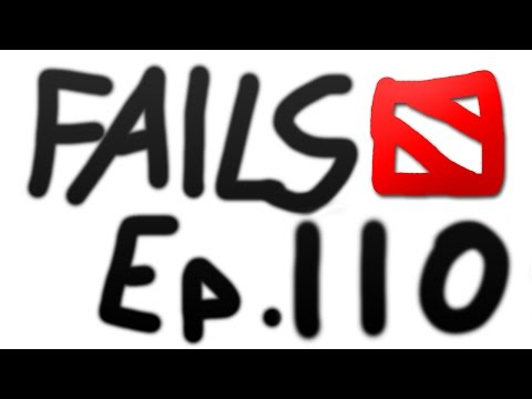 Dota 2 Fails of the Week - Ep. 110