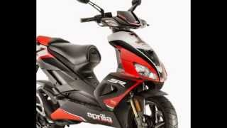 8. 2015 Aprilia SR 50 Factory Review