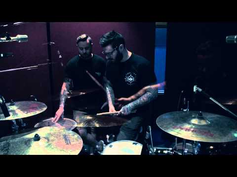 The Amity Affliction - The Recording of Let The Ocean Take Me (Part 3)