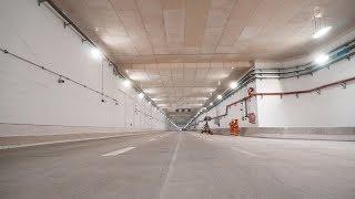 Línea Amarilla: recorrido por el túnel terminado debajo del río Rímac