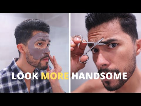 7 AT-HOME Tricks To look More Handsome