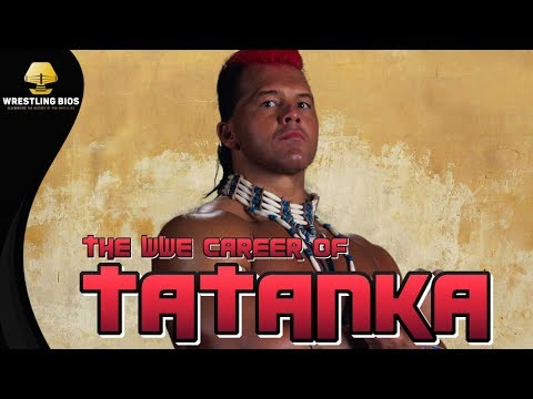 The WWE Career of Tatanka