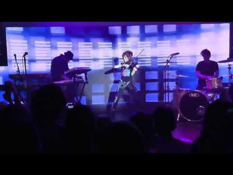 Lindsey Stirling Secret London Show Part 2 - Anti Gravity, Shadows & Transcendence
