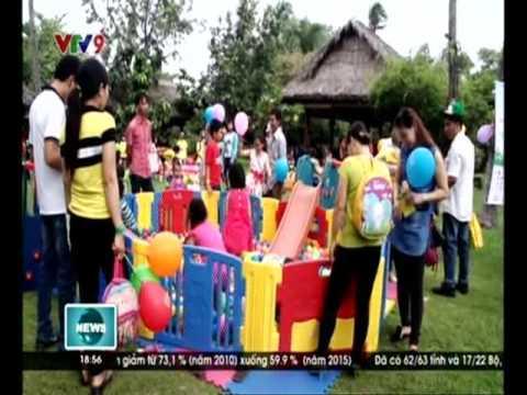 """VTV9: Ngày hội """"Cây Thị Dinh Dưỡng Chăm Sóc Gia Đình"""""""