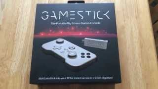 GameStick Unboxing and Impressions