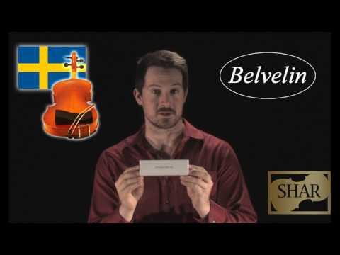 Video - Belvelin Shoulder Rest | BV