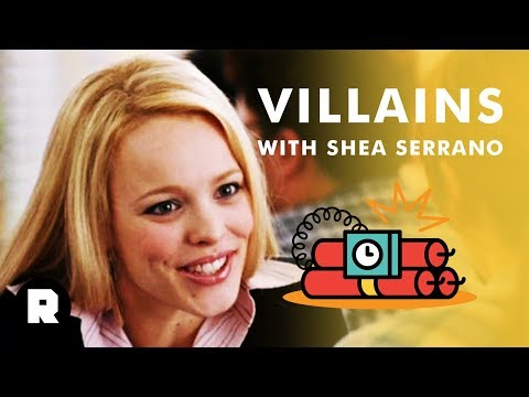 Regina George From 'Mean Girls'   Villains with Shea Serrano (Ep. 2)   The Ringer
