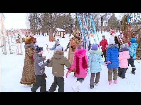 Новгородский музей-заповедник готовит большую весеннюю детскую программу