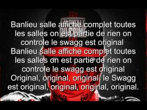 La Fouine - Original (Qualité CD - Paroles) (видео)