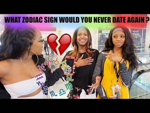 Zodiac Signs That You Shouldn't Date !! | Public Interview (vlogmas Day 1)
