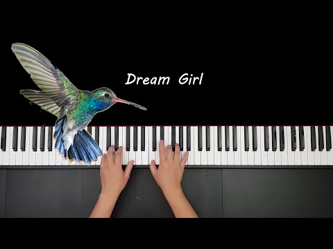 Anna of the North - Dream Girl The Song in the iPad Pro Ad!! Piano Cover by Mark Piano (Music Sheet)