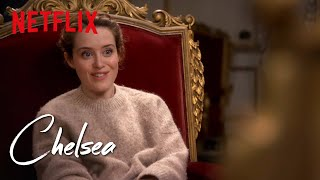 Video The Crown's Claire Foy (Full Interview) | Chelsea | Netflix MP3, 3GP, MP4, WEBM, AVI, FLV Mei 2018