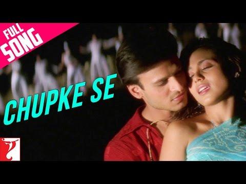 Chupke Se -  Saathiya | Vivek Oberoi | Rani Mukerji