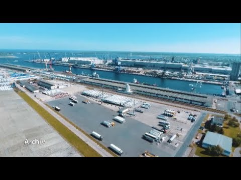 Rostocker Hafen steuert erfolgreich ins Jubiläumsjahr
