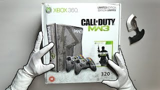 MW3 LIMITED EDITION CONSOLE UNBOXING! Call of Duty Modern Warfare 3 Collector's Xbox 360 Gameplay