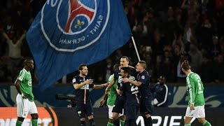 Saint-Etienne France  city pictures gallery : Coupe de France : 1/2 finales : Paris-SG - AS Saint-Etienne : 4-1, les buts !