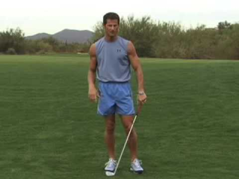 Pre-Golf Warm Up Exercises For Golf Swing