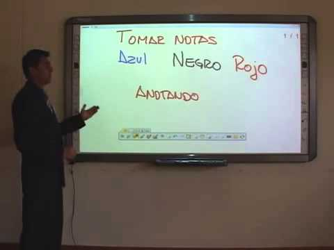Tutorial 01   Pizarras Interactivas