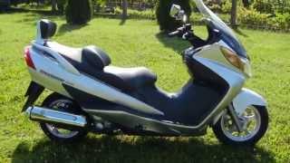 5. Suzuki Burgman 400 (2004)