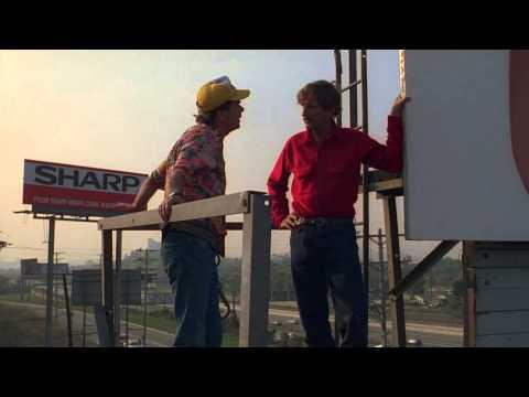 Paris, Texas [1984] - Billboard Scene