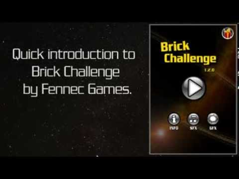 Video of Brick Challenge