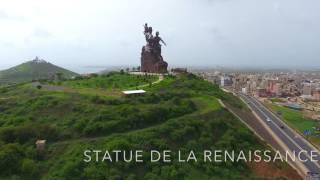 Spotlight on Senegal, west Africa. Filmed with DJI Phantom 4. From Dakar, Saly to Joal IG: mr.buur Music: Massai Land (Red View...