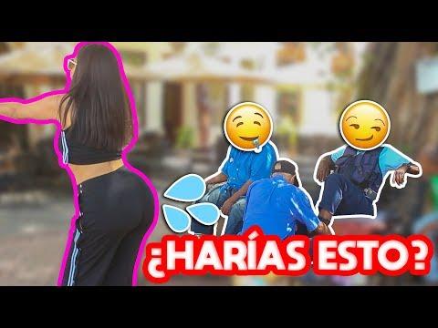 ¿Te Atreverías A Bailar DAME TU COSITA En PÚBLICO? Hicieron El Challenge En Las Calles ft. Yarissa