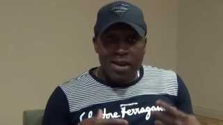 Nigel Benn Interview