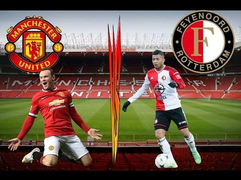 Manchester United Vs Feyenoord 24/11/16