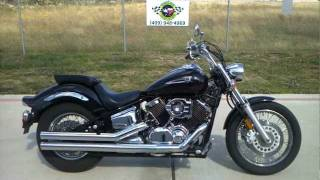 3. 2004 Yamaha V-Star 1100 Custom only 825 Miles!