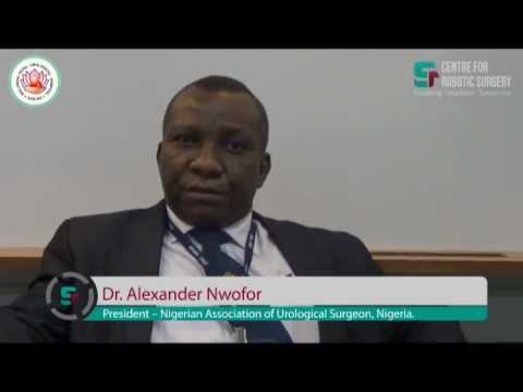 Dr. Alexander Nwofor