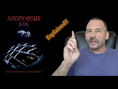 "ANONYMOUS 616 - ""Explained"""