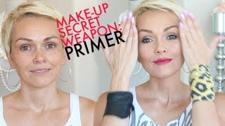 MAKEUP ARTIST SECRETS: Primers, DIY Tricks, and Best Locking Spray! | Kandee Johnson - YouTube