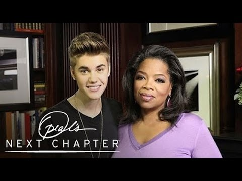 Oprah Winfrey Compares Justin Bieber to Michael Jackson – Video