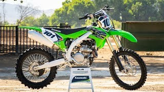 7. Racer X Films: Dialed In: 2019 Kawasaki KX450