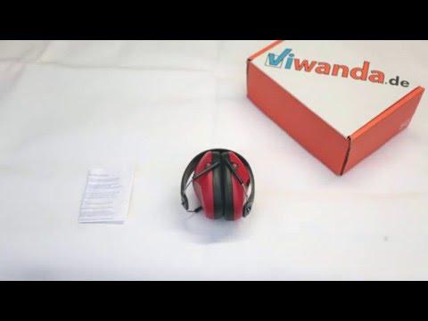 Viwanda Kompakte Kapselgehörschützer