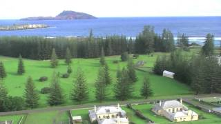 ARCHIVE VIDEO #4 In July 2010 I traveled to a small dot in the middle of the South Pacific Ocean called Norfolk Island for their ...