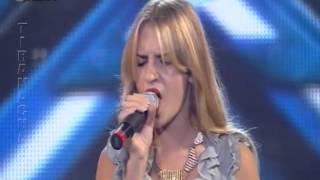 X Factor Albania 2 - 18 Nentor 2012 - Nora Bekteshi